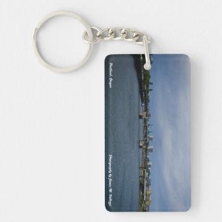 The Morrison Bridge Keychain