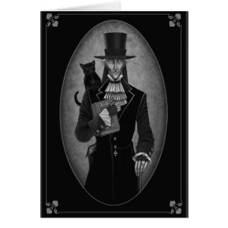 The Mortician Greeting Card