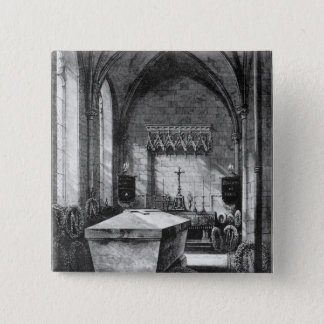 The Mortuary Chapel at St. Mary's Church Pinback Button