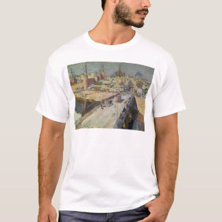 The Moskva River Bridge, 1914 T-Shirt