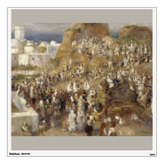 The Mosque by Pierre-Auguste Renoir Wall Sticker