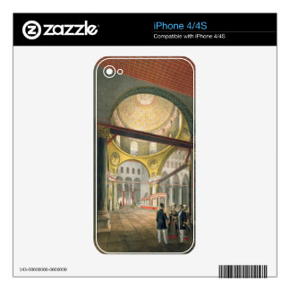 The Mosque El Aksa, from 'Souvenirs of Jerusalem', Skin For The iPhone 4