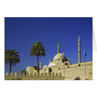 The Mosque of Muhammad Ali at the Citadel, also 2 Card