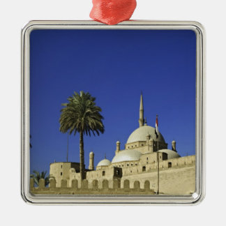 The Mosque of Muhammad Ali at the Citadel, also 2 Metal Ornament