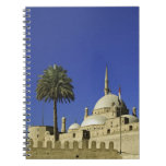 The Mosque of Muhammad Ali at the Citadel, also 2 Spiral Note Book