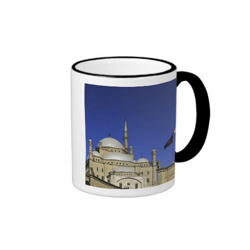 The Mosque of Muhammad Ali at the Citadel, also Ringer Coffee Mug