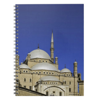 The Mosque of Muhammad Ali at the Citadel, also Notebook