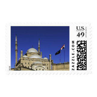 The Mosque of Muhammad Ali at the Citadel, also Stamps