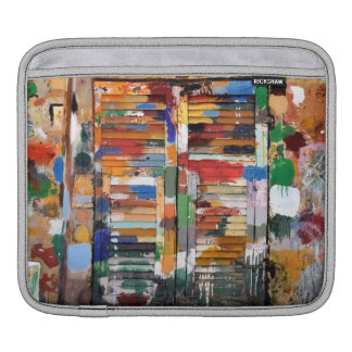 the most colourful cover ever! iPad sleeve