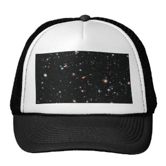 The Most Distant Galaxies - A Decade Of Hubble Trucker Hat