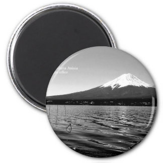 """""""The most famous best select shop online akagi 2 """" 2 Inch Round Magnet"""