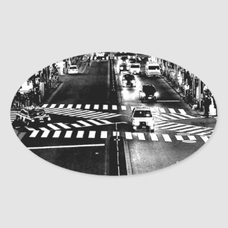 the most famous modern artist world art 2016 oval sticker