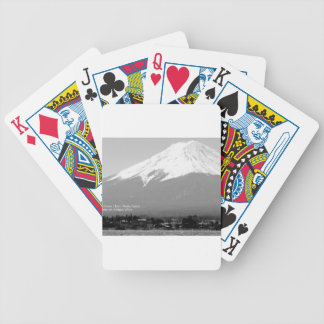 """The most famous select shop in the world azu "" Bicycle Playing Cards"