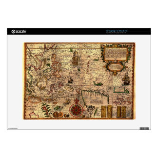 "the most important hictoric Southeast Asia Map Skins For 15"" Laptops"