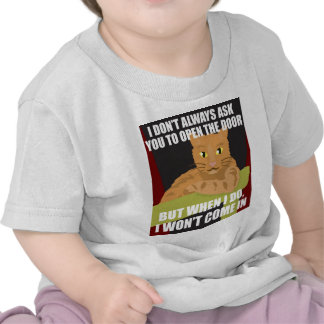The Most Interesting Cat in the World shirts mugs