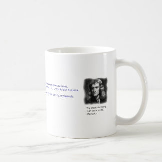 The Most Interesting Man in the World of Physics Coffee Mug