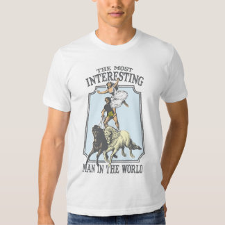 The Most Interesting Man In The World Shirt