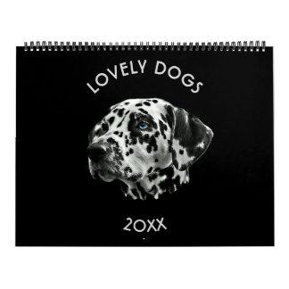 The Most Popular Dog Breeds Calendar