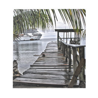 The most relaxing dock notepad