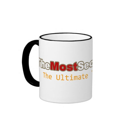 The Most Seconds Mug