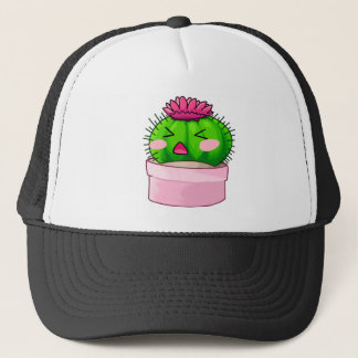 The most tsundere of plants trucker hat