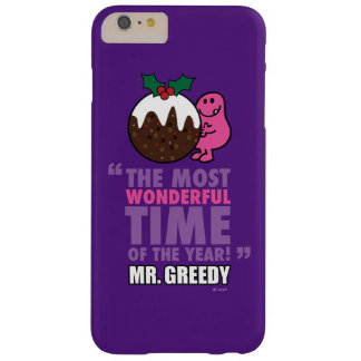 The Most Wonderful Time Barely There iPhone 6 Plus Case
