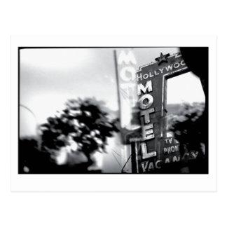 The Motel: 20th Century Obsolete Postcard