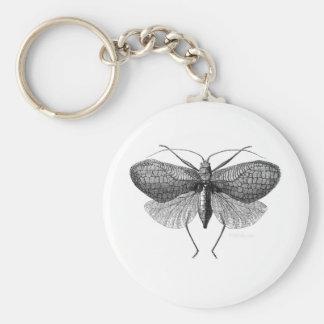 The Moth Man Prophesy Keychain
