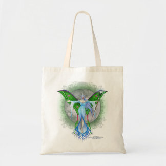 The Moth Queen Tote Bag