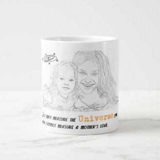 The mother-child relationship quote Mug
