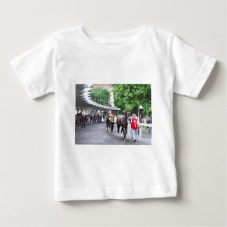 The Mother Goose Stakes 2016 Baby T-Shirt