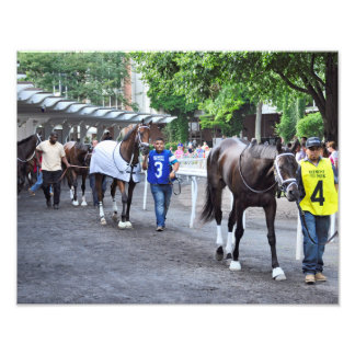 The Mother Goose Stakes Photo Print