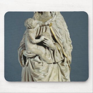 The Mother of God with the Infant Christ, 1470 Mouse Pad
