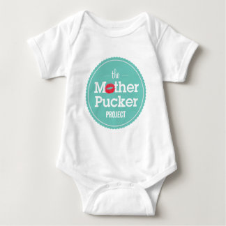 The Mother Pucker Project Baby Bodysuit