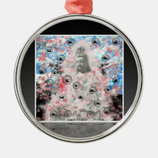 The mother question tsu it does, yo 2 metal ornament