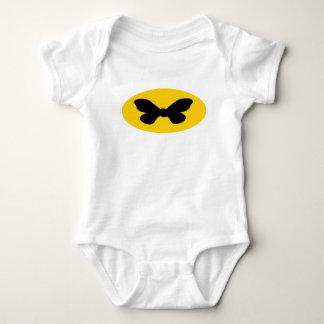 THE MOTHMAN BABY BODYSUIT