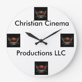 The Motion Picture wall clock