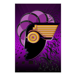 The Motor City Bailout (Semi-Gloss Poster) Poster