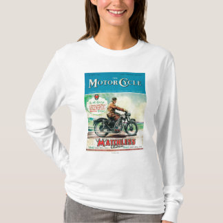 The Motor Cycle Magazine Cover T-Shirt