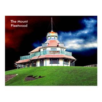 The Mount, Fleetwood Postcard