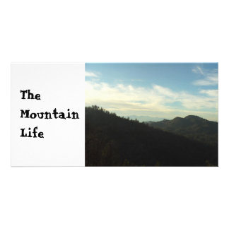 The Mount Life Photo Card