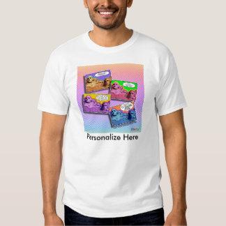 The Mount Rushmore Heads T-Shirt