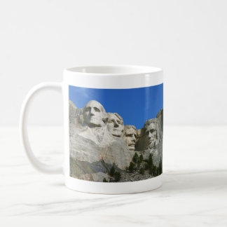 The Mount Rushmore Presidential Monument Coffee Mug