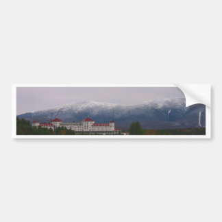 The Mount Washington Hotel Bumper Sticker