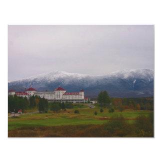 The Mount Washington Hotel Card