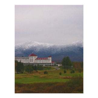 The Mount Washington Hotel Letterhead