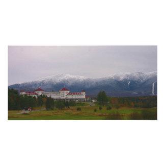 The Mount Washington Hotel Personalized Photo Card