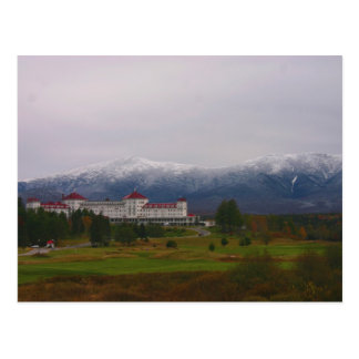 The Mount Washington Hotel Postcard