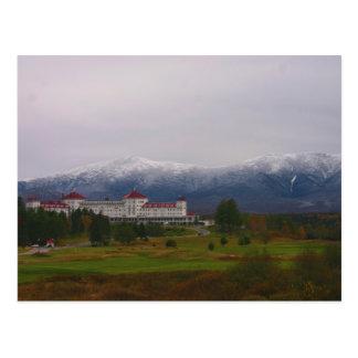 The Mount Washington Hotel Postcard