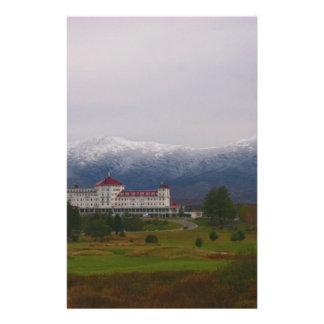 The Mount Washington Hotel Stationery